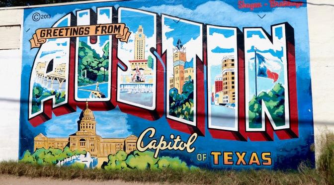 FOUR DAYS IN AUSTIN, TX!